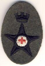 021 Fregio da berretto da Truppa - Corpo Sanitario Militare