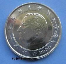 Belgien 2 Euro Kursmünze Euromünze coin moedas Jahr nach Wahl bankfrisch