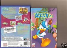 DISNEYS DONALD DUCK QUACK ATTACK PLAYSTATION 2 PS2 PS 2