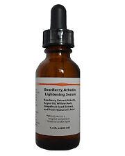 BearBerry(Uva Ursi) Arbutin Lightening Serum for Melasma, Hyperpigmentation