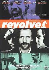 Revolver DVD, Jason Statham, Ray Liotta, Vincent Pastore, André Benjamin, Terenc