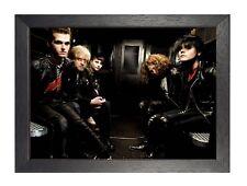 My Chemical Romance 2 MCR American Rock Band Poster Way Music Star Photo Legend