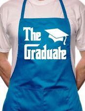 La cocción Divertido Novedad graduado graduación barbacoa Delantal