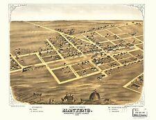 1861 IL MAP Macomb Mahomet Manhattan Manteno Marengo Marion Markham Maryville XL