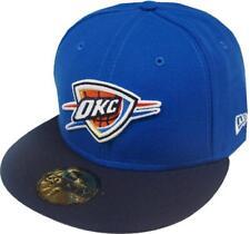 New Era Oklahoma City Thunder NBA Team Cap 59fifty 5950 Fitted Basecap Kappe Men