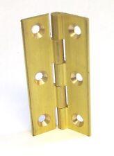 Charnière Mégot , EXTRUDÉ cuivre, Large Suite x une. Taille au choix 7-3202x