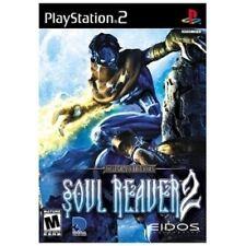Soul Reaver 2 (Sony PlayStation 2, 2001) - European Version