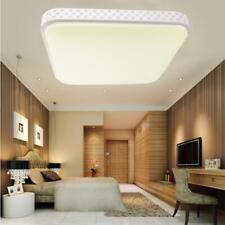 80W Dimmable LED Plafonnier Plafonnier encastré lampe cuisine moderne maison