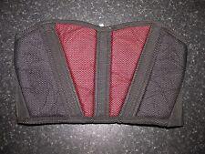 MB Textil Cub niños infantil Joven Unidad Cinturón Riñón Accesorios MX ROJO
