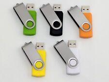 USB Flash Drive - Swivel - 3.0 - unbranded - 8GB 16GB 32GB 64GB 128GB LOT