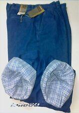 Jeans uomo termico 46 48 50 52 54 56 58 60 62 pantalone classico foderato caldo
