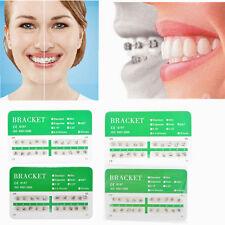 Dental Orthodontics Brackets-Mini/Standard MBT 018/022 Hook