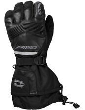 Castle X Factor Mens Snowmobile Gloves Black