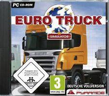 EURO TRUCK SIMULATOR - PC CD-ROM - NEU & SOFORT