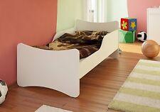 Best For Kids Bett Kinderbett Jugendbett 70x140 Weiss  + Matratze+ Lattenrost