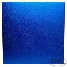 Square Cake Drum Boards Dark Blue Cake Board