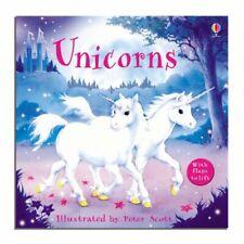 Unicorns (Usborne Lift-the-Flap-Books) Hardback Book The Cheap Fast Free Post