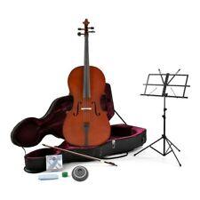 Student 1/4 Size Cello + Beginner Pack