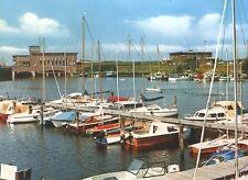 AK, Carolinensiel Harlesiel, Yachthafen, Schleuse, 1980