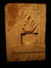 Sanctuaire votif , Niche en pierre  , Rajasthan. Désert du Thar -