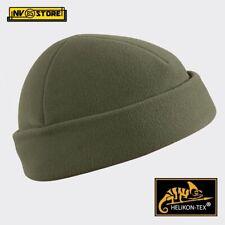 Cappello Berretto in Micro-Pile HELIKON-TEX Watch Cap Militare Softair Caccia OD