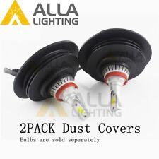 LED High Low Beam Headlight Bulb Fog Light Dust Seal Lamp Cover Housing Cap Soft