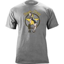 Original Bombs Away Pin Up Vintage T-Shirt