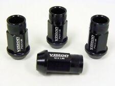 20PC CHRYSLER 300C SRT8 RACING LUG NUTS 14X1.5 BLACK