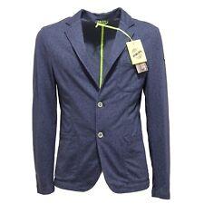 2326O giacca SHOCKLY SWEET blu avio giacche uomo jackets men