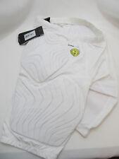 adidas TECHFIT ClimaCOOL Padded Compression Pants White Men's Shorts 9630A NIP