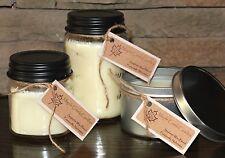 Maple Creek Candles ~ Creme Brulee ~Vanilla Custard, Caramelized Sugar Pick Size