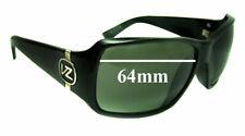 SFx Replacement Sunglass Lenses fits Von Zipper Lexicon - 64mm wide