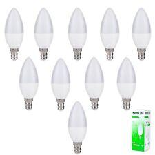 E14 Led warmweiß Kerzeform,3W-5W-7W = 30W-40W-60W Leuchtmittel,birne,kobos-led