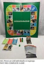 U-PICK 1973 Vintage Parker Brothers BILLIONAIRE Board Game parts pieces