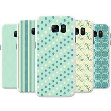 Serene azul y crema de Snap-On teléfono Funda Rígida posterior Cubierta para Teléfonos Móviles LG