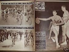 MIROIR DES SPORTS 1956 N 558 CHAMP DE FRANCE DE BASKET