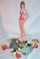 Vintage Toni ? Fashion Paperdolls - Original 1960's - Excellent Condition