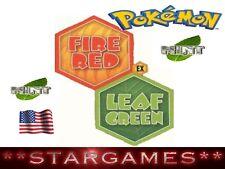 Pokemon ex fire red leaf green mint (◕ ‿ ◕✿) rare/ex/reverse/unco/com fresh cards