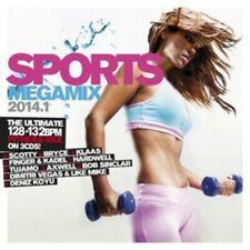 Various Artists - Sports Megamix 2014.1 [New CD]