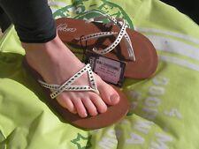 Sandales Volcom  creedler  blanche