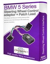 BMW 5 SERIE VOLANTE di controllo di piombo, stereo auto Interfaccia Gambo Adattatore