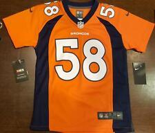 Denver Broncos Jersey Von Miller #58 Youth Game Replica