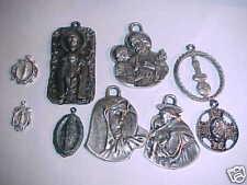 Big Lot of Mixed Religious Medals A+++++++ (362