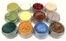 Perfect Mica Pearl Pigment Powders  - Beautiful Earth + free very mini mister