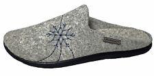 Shepherd 38/1706 Siri Hausschuhe Pantoffeln Fußbett grau Gr. 36 - 41 Neu