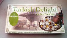 TRADITIONAL TURKISH DELIGHT, DOUBLE PISTACHIO, ROSE, NUT, MIXED, KOSKA, 500 g