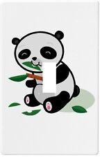 Panda Bear Cub Wallplate Wall Plate Decorative Light Switch Plate Cover
