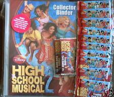 High School Musical 2/Leer Ordner + 17 Tüten Cards