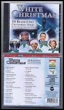 WHITE CHRISTMAS (CD)20 titres Sinatra,Platters2007 NEUF