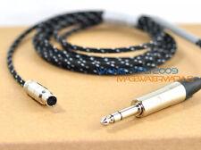 2.5M Upgrade Headphone Cables For Q701 K 702 271 272 181.. & Neutrik 6.3mm Plug